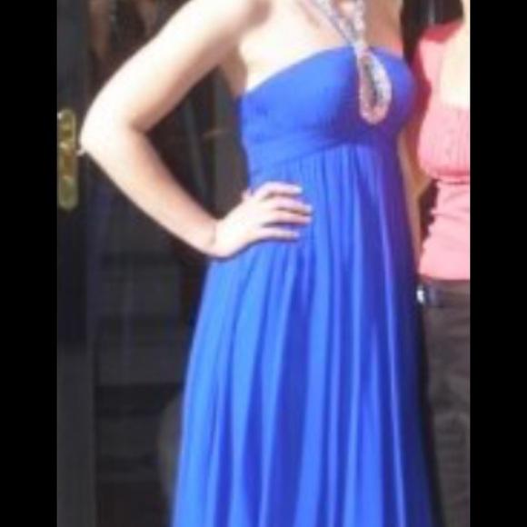 Jovani Dresses & Skirts - Royal Blue Prom Dress